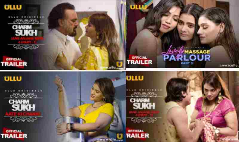Ullu Web Series Cast : All Actress List, Real Name, Roles, Watch Online