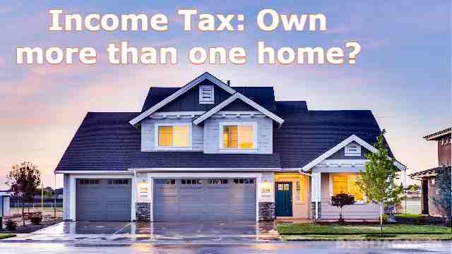 Income Tax: एक से ज्यादा घर के मालिक, इनकम टैक्स नियम नहीं तो फंस जाएंगे आप